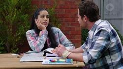 Yashvi Rebecchi, Shane Rebecchi in Neighbours Episode 7772