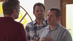 Gary Canning, Shane Rebecchi, Toadie Rebecchi in Neighbours Episode 7772