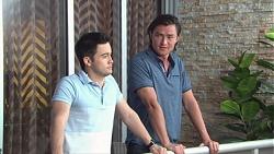 David Tanaka, Leo Tanaka in Neighbours Episode 7773