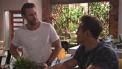 Rory Zemiro, Aaron Brennan in Neighbours Episode 7773