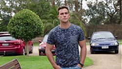 Aaron Brennan in Neighbours Episode 7773