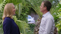Sue Parker, Paul Robinson in Neighbours Episode 7773
