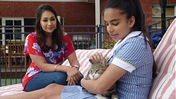 Dipi Rebecchi, Clementine, Kirsha Rebecchi in Neighbours Episode 7774