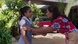Kirsha Rebecchi, Dipi Rebecchi in Neighbours Episode 7774