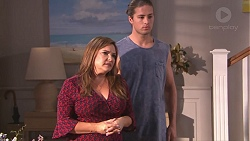 Terese Willis, Tyler Brennan in Neighbours Episode 7775