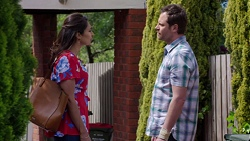 Dipi Rebecchi, Shane Rebecchi in Neighbours Episode 7775