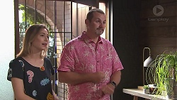 Piper Willis, Toadie Rebecchi in Neighbours Episode 7776