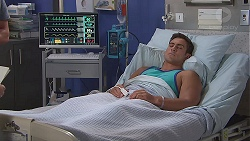 Aaron Brennan in Neighbours Episode 7776