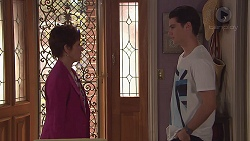 Susan Kennedy, Ben Kirk in Neighbours Episode 7776