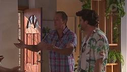Stuart Parker, Shane Rebecchi in Neighbours Episode 7776
