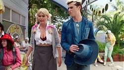 Xanthe Canning, Ben Kirk in Neighbours Episode 7777