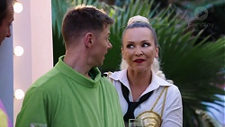 Lance Wilkinson, Steph Scully in Neighbours Episode 7777