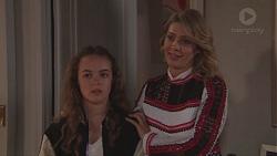 Holly Hoyland, Izzy Hoyland in Neighbours Episode 7777