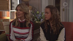 Izzy Hoyland, Holly Hoyland in Neighbours Episode 7777