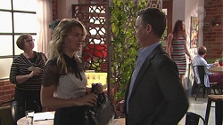 Izzy Hoyland, Paul Robinson in Neighbours Episode 7778