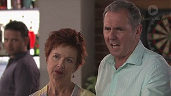 Rafael Humphreys, Susan Kennedy, Karl Kennedy in Neighbours Episode 7778
