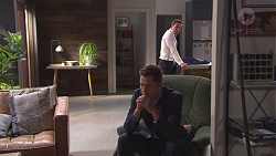 Aaron Brennan, Mark Brennan in Neighbours Episode 7778