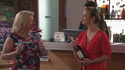 Sheila Canning, Amy Williams in Neighbours Episode 7778
