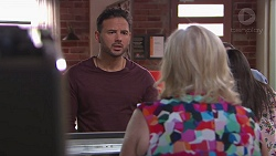 Rafael Humphreys, Sheila Canning in Neighbours Episode 7778