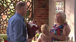 Clive Gibbons, Sheila Canning in Neighbours Episode 7778