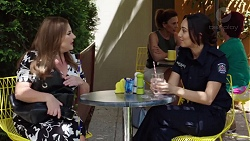 Terese Willis, Mishti Sharma in Neighbours Episode 7778