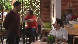 Rafael Humphreys, David Tanaka in Neighbours Episode 7778