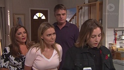 Terese Willis, Xanthe Canning, Gary Canning, Piper Willis in Neighbours Episode 7779