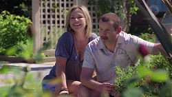 Steph Scully, Toadie Rebecchi in Neighbours Episode 7779