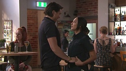 Leo Tanaka, Mishti Sharma in Neighbours Episode 7780