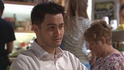 David Tanaka in Neighbours Episode 7780