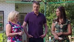 Sheila Canning, Gary Canning, Dipi Rebecchi in Neighbours Episode 7780