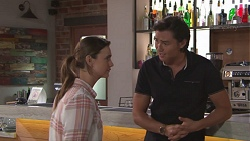 Amy Williams, Leo Tanaka in Neighbours Episode 7780