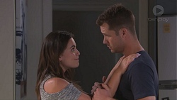 Paige Novak, Mark Brennan in Neighbours Episode 7780