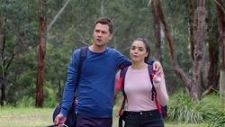 Mark Brennan, Paige Novak in Neighbours Episode 7780