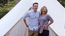 Jack Callahan, Steph Scully in Neighbours Episode 7780