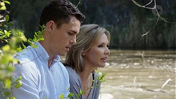 Jack Callaghan, Steph Scully in Neighbours Episode 7781