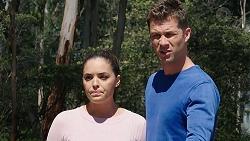 Paige Novak, Mark Brennan in Neighbours Episode 7781