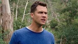 Mark Brennan in Neighbours Episode 7781