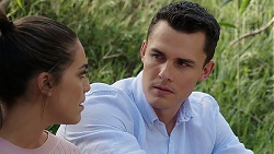 Paige Novak, Jack Callaghan in Neighbours Episode 7781