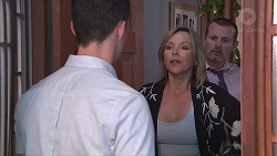 Jack Callaghan, Steph Scully, Toadie Rebecchi in Neighbours Episode 7782