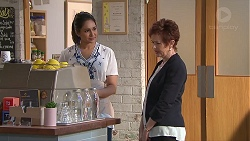 Dipi Rebecchi, Susan Kennedy in Neighbours Episode 7782
