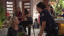 Steph Scully, Mishti Sharma in Neighbours Episode 7782