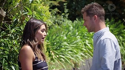 Paige Novak, Mark Brennan in Neighbours Episode 7782