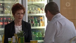 Susan Kennedy, Toadie Rebecchi in Neighbours Episode 7783