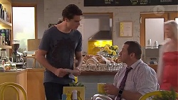 Ben Kirk, Toadie Rebecchi in Neighbours Episode 7783
