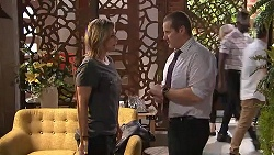 Steph Scully, Toadie Rebecchi in Neighbours Episode 7783