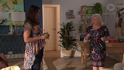 Dipi Rebecchi, Sheila Canning in Neighbours Episode 7784
