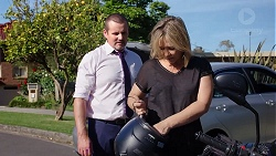 Toadie Rebecchi, Steph Scully in Neighbours Episode 7785