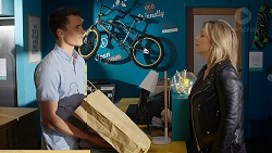 Jack Callaghan, Steph Scully in Neighbours Episode 7785
