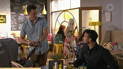 Jack Callaghan, Rafael Humphreys in Neighbours Episode 7785